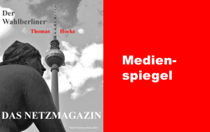 2018-06-24 Medienspiegel
