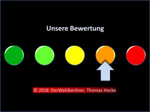 2018-08-11 Bewertung überwiegende Ablehnung