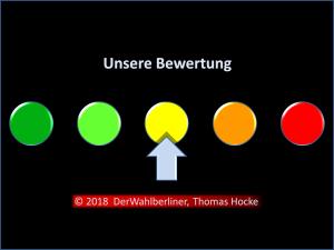 2018-08-11 Bewertung neutral