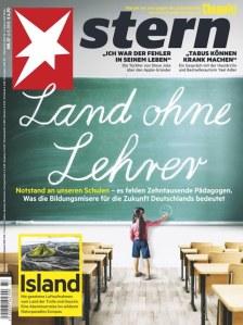 2018-10-05 STERN Land ohne Lehrer