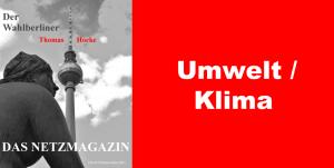 2018-11-12 Umwelt und Klima