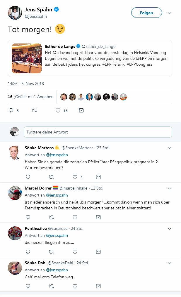 2019-01-28 Ist JensSpahn morgen tot Ausschnitt