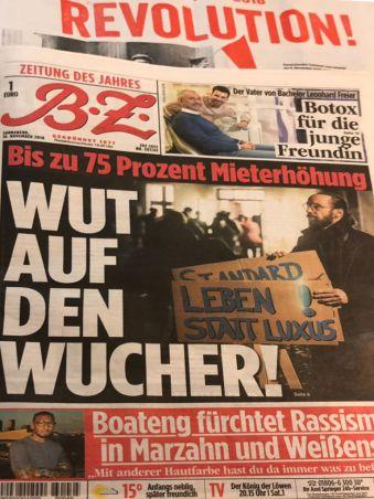 2019-02-03 B. Z. 2018-11-10 Mietenwucher Seite 1