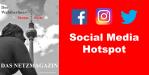 2019-01-05 social media hotspot aktuelles format mit logos facebook instagram twitter