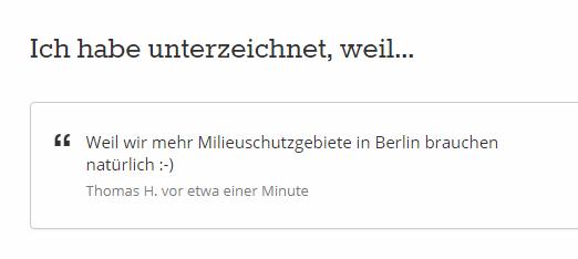 2019-07-15 milieuschutz rüdesheimer platz petition unterzeichnung