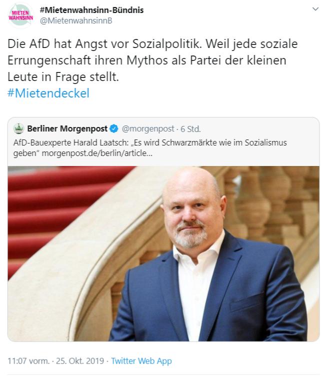 "FireShot Capture 091 - #Mietenwahnsinn-Bündnis auf Twitter_ ""Die AfD hat Angst vor Sozialpol_ - twitter.com"