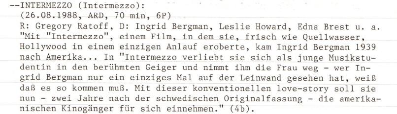 2020-10-30 FF 0166 Intermezzo USA 1939 Text