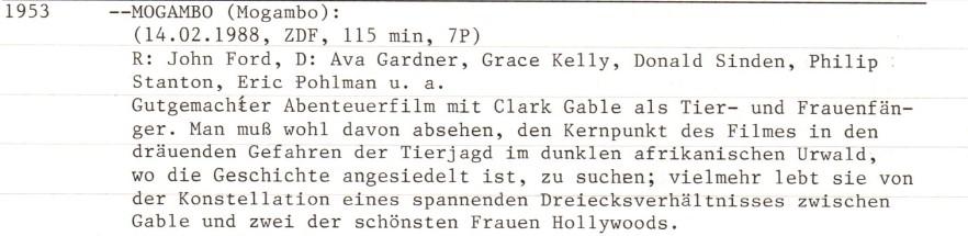 2021-02-06 FF 0364 Mogambo USA 1953 Text