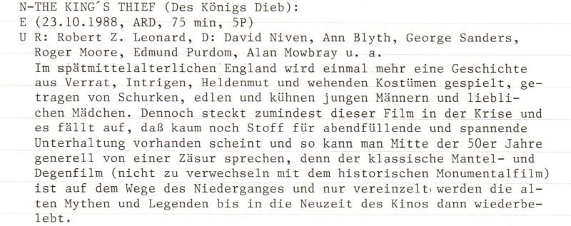 2021-03-14 FF 0398 Des Königs Dieb The King's Thief USA 1955