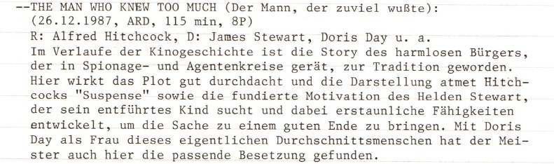 2021-03-18 FF 0408 Der Mann, der zuviel wusste The Man Who Knew Too Much USA 1956