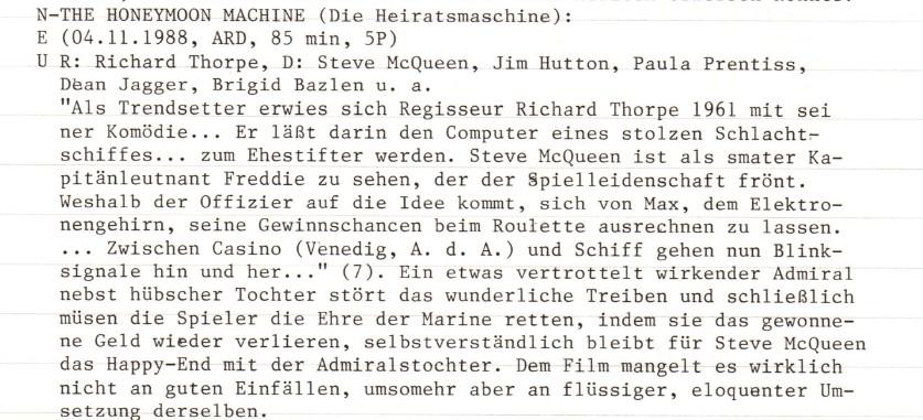 2021-05-22 FF 0481 Die Heiratsmaschine The Honeymoon Machine USA 1961